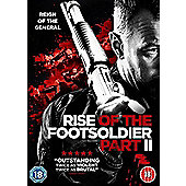 Rise Of The Footsoldier: Part II DVD