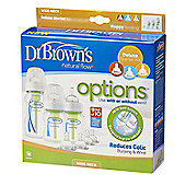 r Brown's Natural Flow Options Deluxe Starter Set