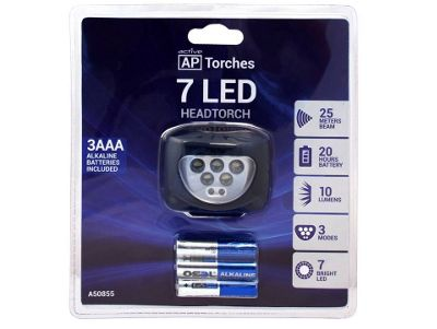 Active A50855 Led Headtorch