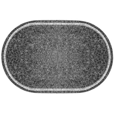 Andrew James Replacement Stone For The Andrew James Rustic Oval Stone Raclette Grill, Easy Clean, Use as Oven Stone for Pizzas and Scones