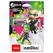 amiibo Inkling Boy - Splatoon 2 Collection