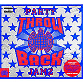 Various Artists Throwback Party Jamz (3CD)