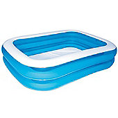 Kingfisher Rectangular Family Paddling Pool