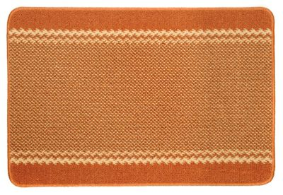Dandy Kilkis Terracotta Contemporary Rug - 100cm x 150cm