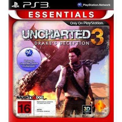 Uncharted 3 Esn