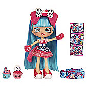 Shopkins Shoppies Wild Style Jessicake Puppy Doll