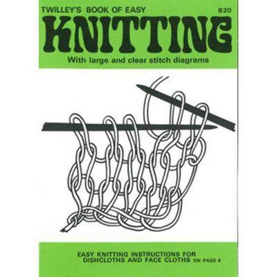 Book - B20 Easy Knitting