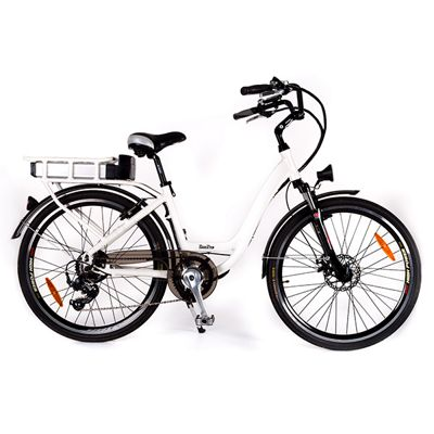 RooDog Chic Electric Bike White