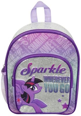My Little Pony Sparkle Backpack