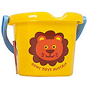 Gowi Toys Zoo Animal Bucket (Lion)
