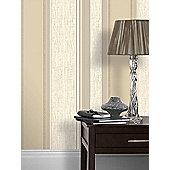 Synergy Stripe Wallpaper Soft Gold Vymura M0869