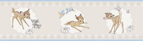 Graham & Brown Bambi Border Wallpaper