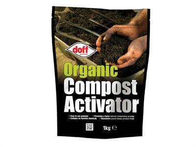 DOFF Organic Compost Activator 1kg