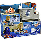 Finding Dory Hank Truck Playset Swiggle Fish