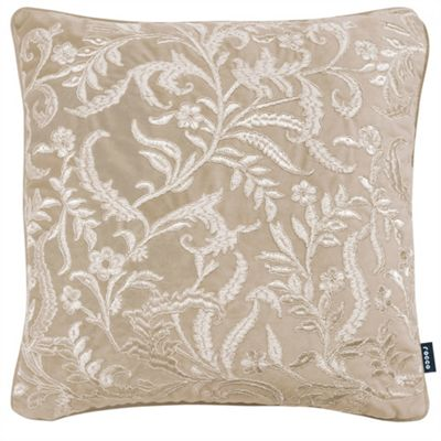 Rocco Silhouette Natural Cushion Cover - 43x43cm