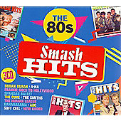 Various Artists - Smash Hits 80S (3Cd)