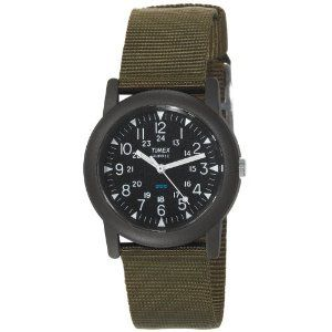 Timex T41711 Camper Watch - Green