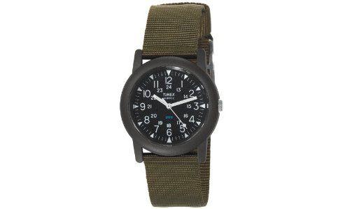 Timex T41711 Camper Watch - Green