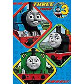 Thomas the Tank Engine 3rd Birthday Card