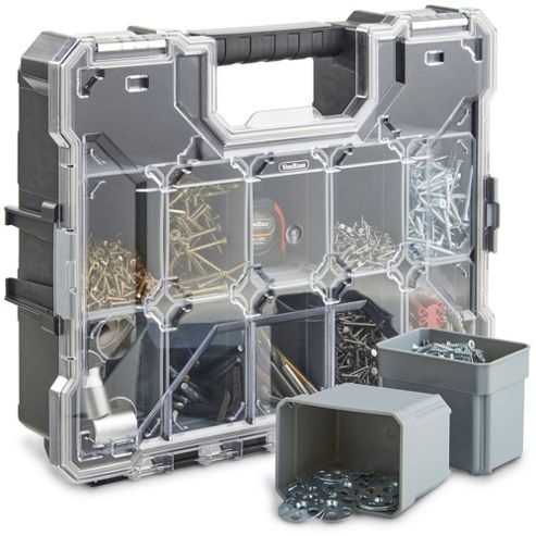 VonHaus Interlockable Storage Case