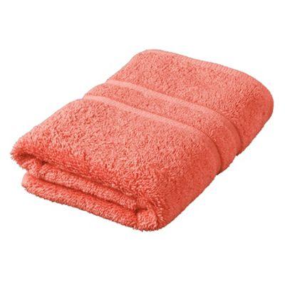 Tesco Face Cloth Coral