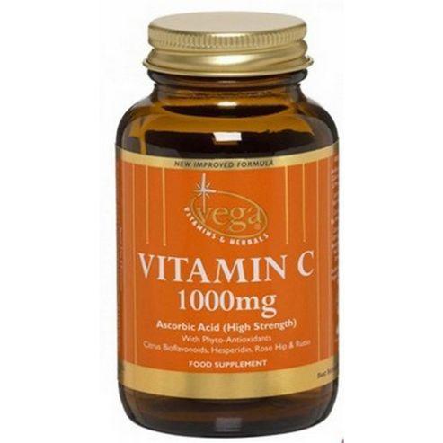 Vega Vitamin C 1000mg 30 Tablets