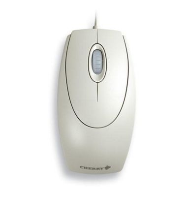 Cherry M-5400 Mouse - Optical - Wired - USB - 800 dpi - Scroll Wheel - Symmetrical