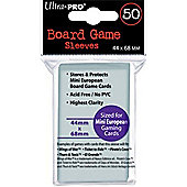 Board Game Sleeves: 44x68mm Mini European