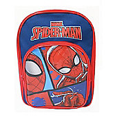 Spiderman 'Abstract' Arch Pocket School Bag Rucksack Backpack