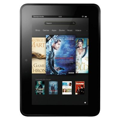 Kindle Fire HD, 7