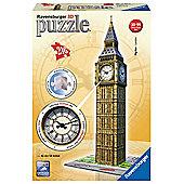Big Ben - 3D Puzzle with Clock - 216pc