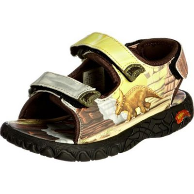 Dinosoles Triceratops Kids Sandals
