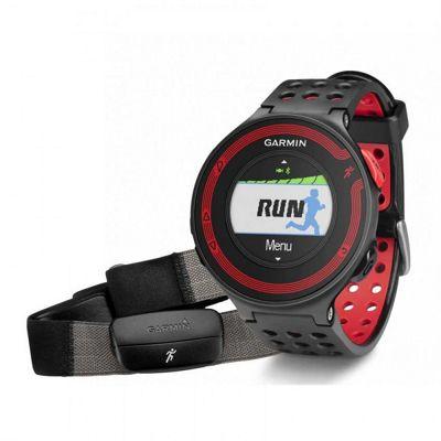 Garmin Forerunner 220 Black & Red HR Heart Rate Watch