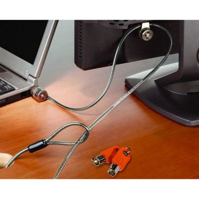 Kensington MicroSaver Twin Laptop Lock - Keyed Different