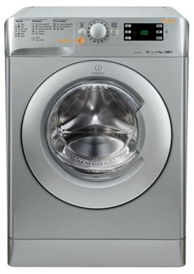 Indesit Innex XWDE 861480X S UK 8kg, 1400rpm Washer Dryer - Silver