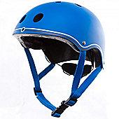 Junior Helmet - Scooter Helmet - Blue - Globber