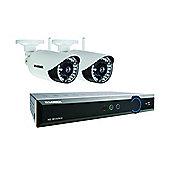 Lorex 720p HD Wireless 2 Camera 4 Channel 1TB Kit