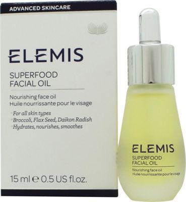 Elemis Super Food Facial Oil 15ml