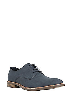 F&F Lace-Up Gibson Shoes - Navy
