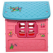 Tesco Jungle Jive Junior Playhouse Pink