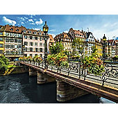 Summery Strasbourg - 1500pc Puzzle