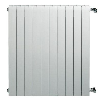 Faral Alliance Aluminium Radiator 780mm High x 820mm Wide (10 Sections)