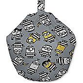 Despicable Me 3 Minions Beanbag - Jailbird