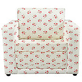 Children's Chair Bed - Rose Natural