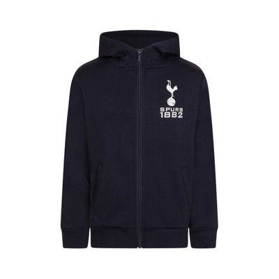 Tottenham Hotspur FC Boys Zip Hoody 6-7 Years