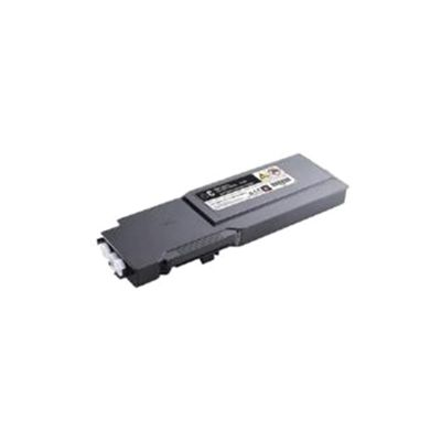 Dell Standard Capacity Cyan Toner Cartridge (Yield 3000 Pages) for Dell C3760n/C3760dn/C3765dnf Colour Laser Multifunction Printer