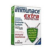 Immunace Immunace Extra Protection 30 Tablets