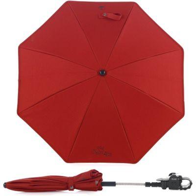 Jane Anti-UV Parasol (Red/Carmin)