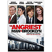 The Angriest Man In Brooklyn Dvd