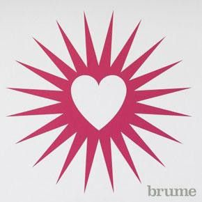 Heart Burst Wall Sticker